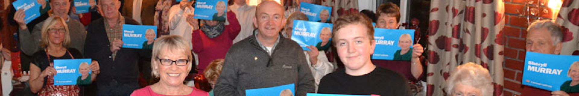 Banner image for Sheryll Murray MP