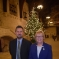 Sheryll Murray MP and Dr Matt Frost in Westminster Hall